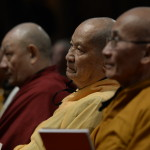 The sangha at the Eight Verses of Mind Training, Boston