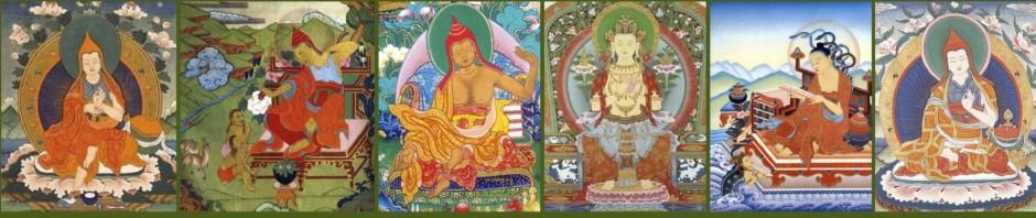 Banner Dharma Text